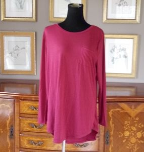 0129 Poof Long Sleeve Shirt